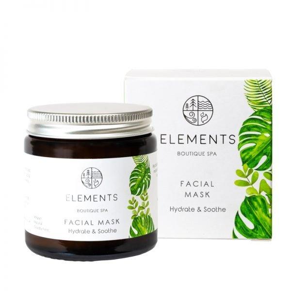 Elements Boutique Spa Facial Mask