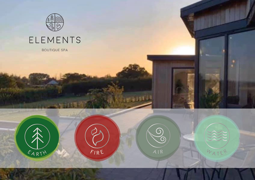 Elements Boutique Spa Blends