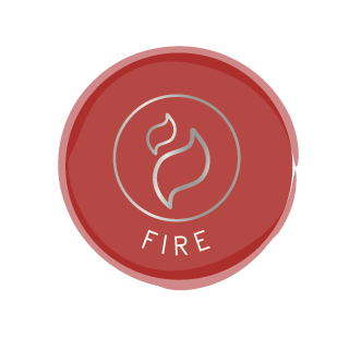Elements Boutique Spa - Fire