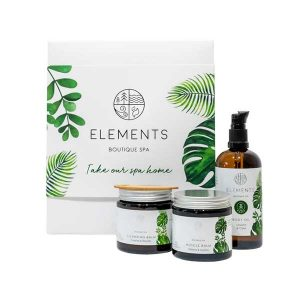 Relax & Refresh giftset with Elements boutique Spa