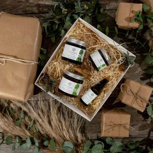 Revitalise and Replenish xmas giftset from Elements Boutique Spa