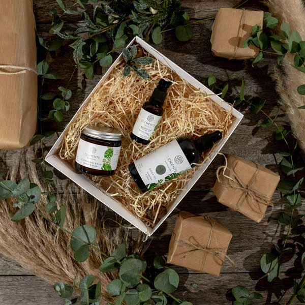 Rebalance and Invigorate giftset from Elements Boutique Spa